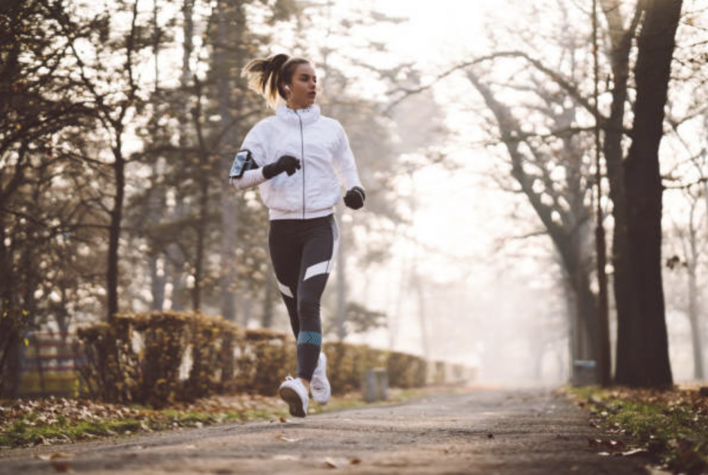 going from treadmill to road running